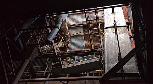 Long Shut Down Cement Plant