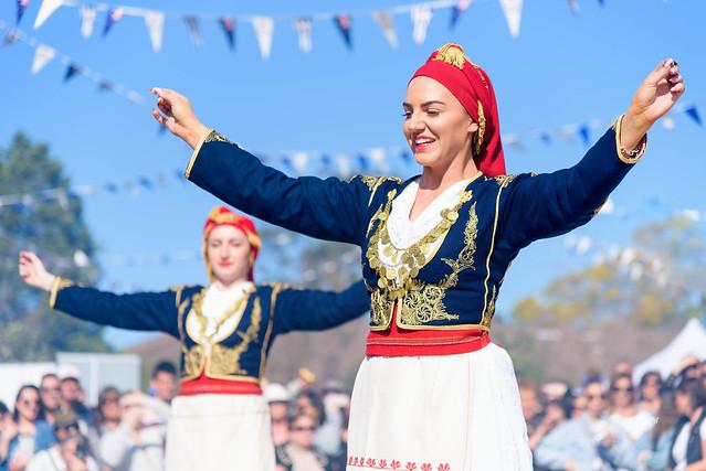 Greek Festival, Parramatta 2019