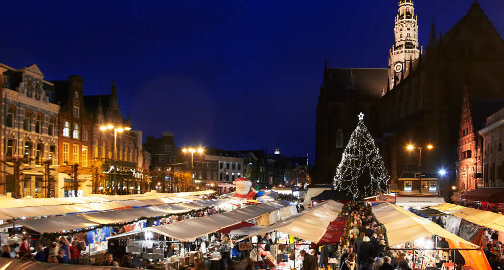 Haarlem Christmas Market | Your Dutch Guide