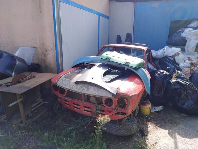 Lancia Fulvia Coupe' Montecarlo