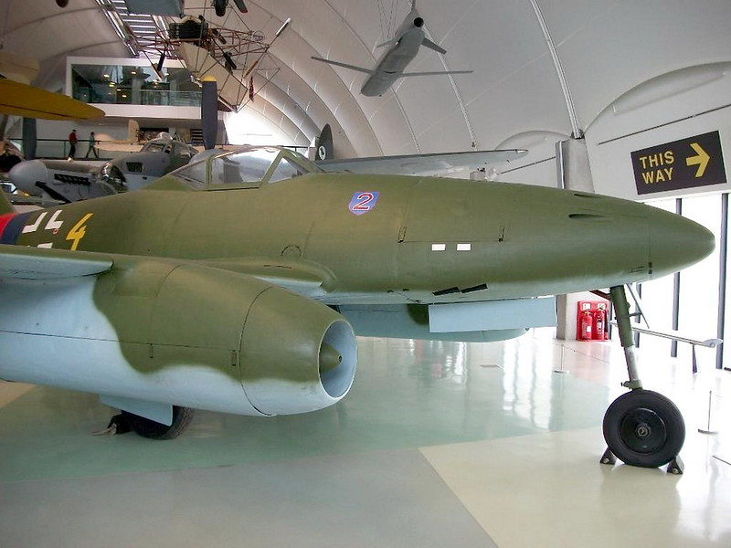 Messerschmitt Me262 Jet Fighter  00001