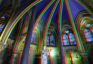Sainte-Chapelle Paris 3D