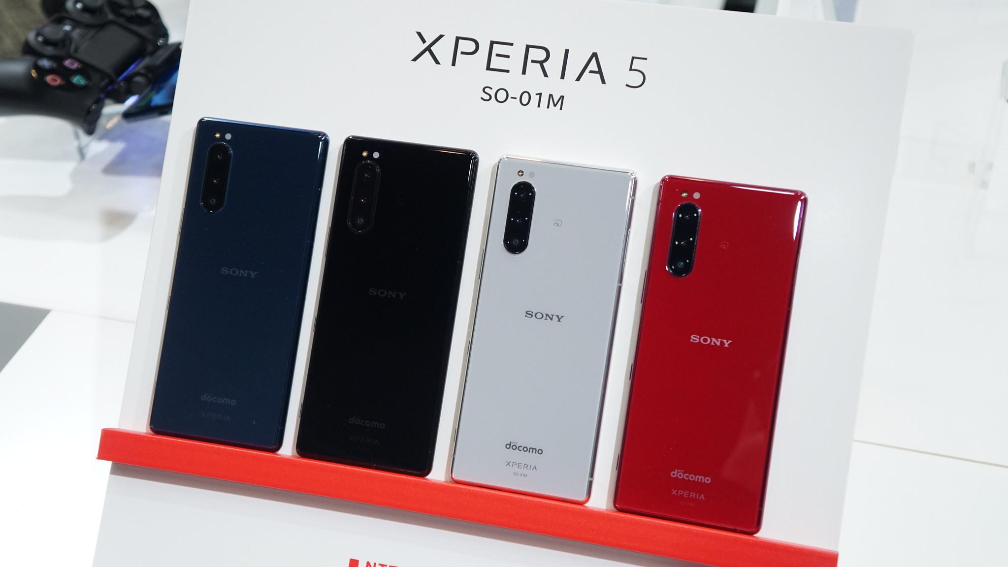 「Xperia 5」フォトレビュー
