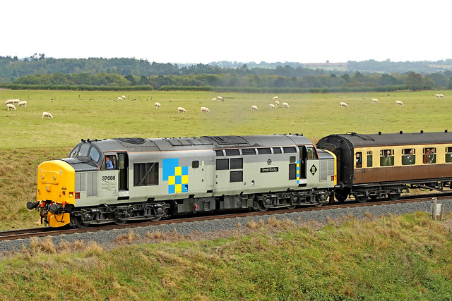 37688 Class 37 'Great Rocks'