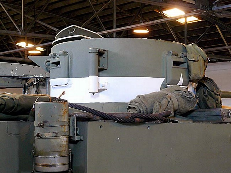M3A1 Generál Stuart Lehký Tank 00003