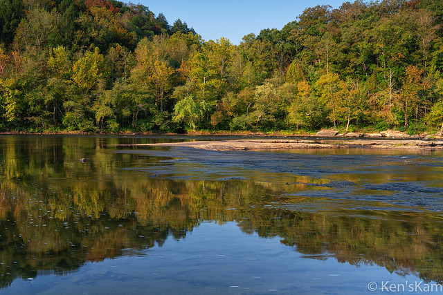 Cumberland River Reflections