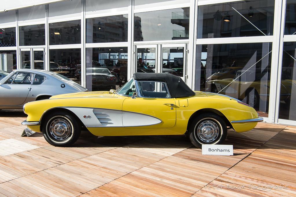 Chevrolet Corvette C1 Convertible - 1958