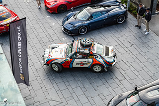 Supercar diversity