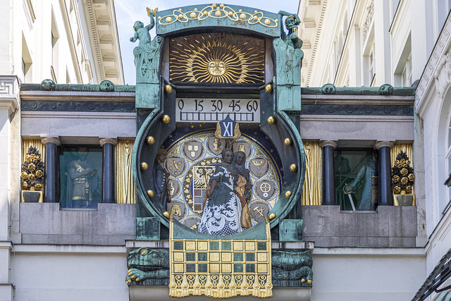 Reloj Anker - Vista anterior