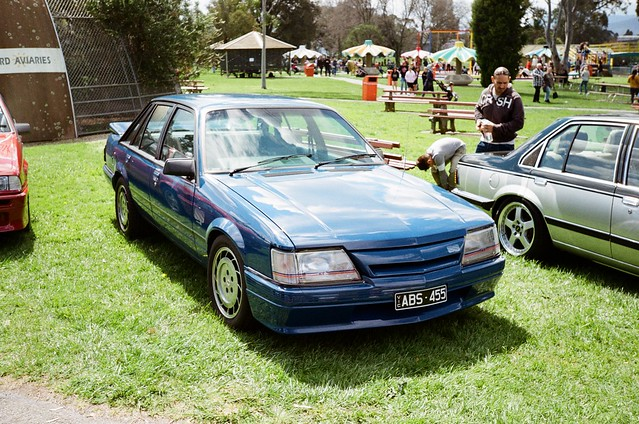 1985 Holden Commodore SS (VK) (photo 3)