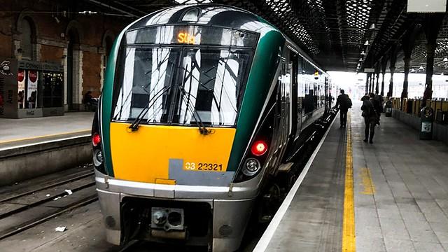 Sligo-Train
