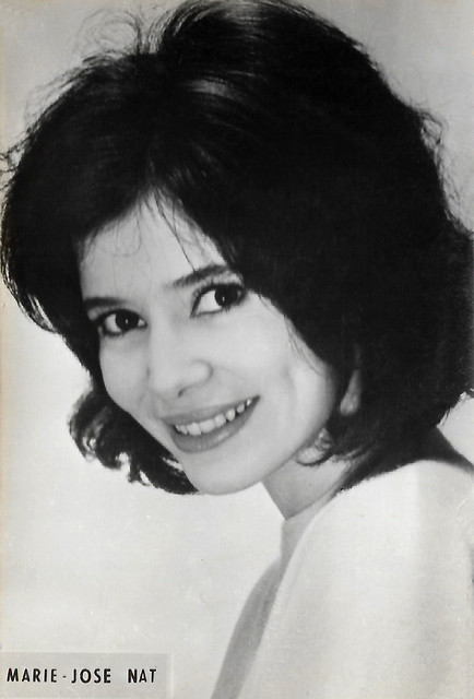 Marie-José Nat (1940-2019)