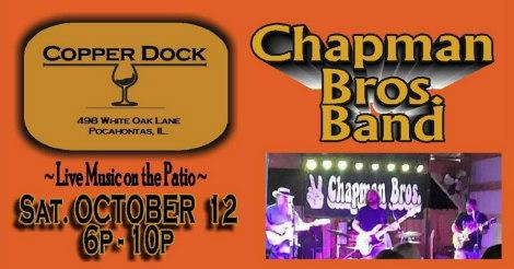 Chapman Bros. 10-12-19