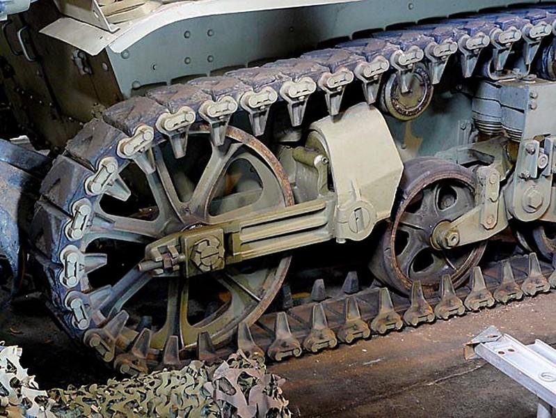 M3A1 Generál Stuart Lehký Tank 00005