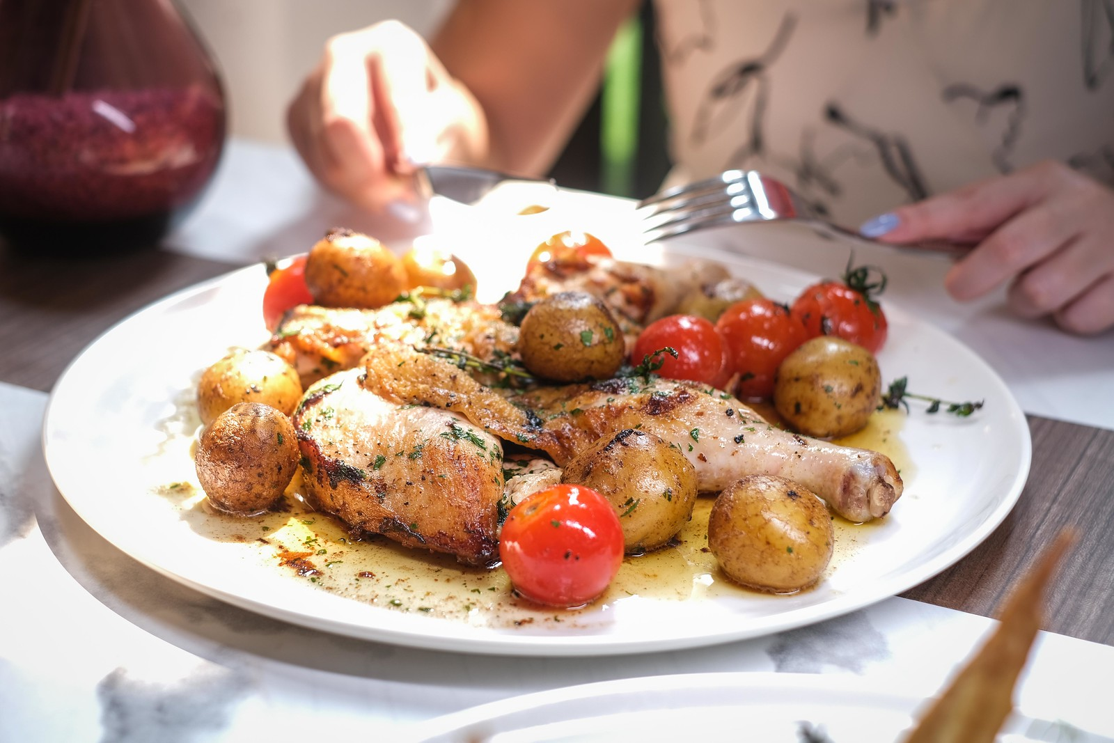 chicken platter 3