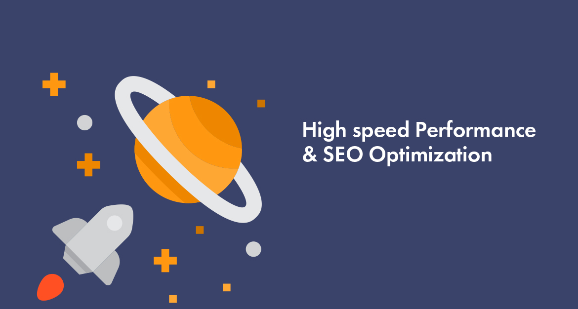 High speed Performance & SEO Optimization