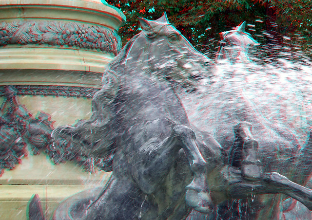 La Fontaine Carpeaux Paris 3D
