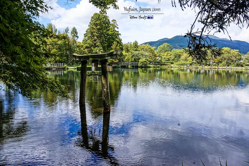 2019 Japan Kyushu Yufuin Kirin Lake 01