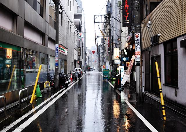 Daimon rain