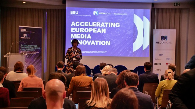 Accelerating European Media Innovation