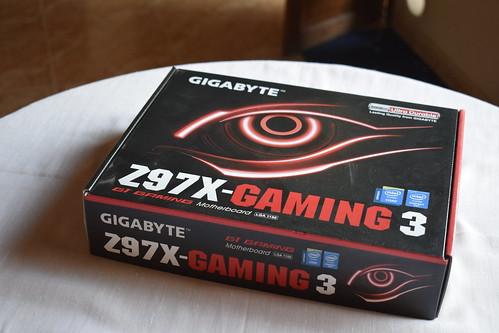 Vendo placa base Gigabyte Z97 Gaming 3 (LGA1150)