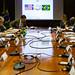 O secretário adjunto de Estado para Assuntos Político-Militares, R. Clarke Cooper, visita o Brasil