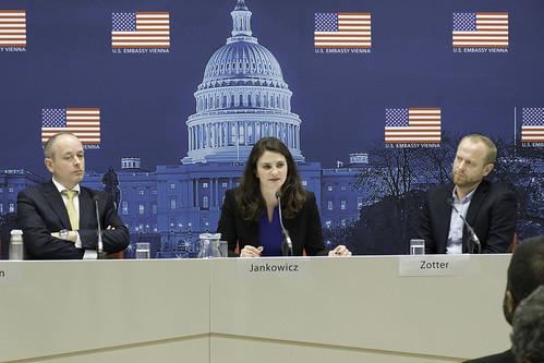 Nina Jankowicz on Cyber Security