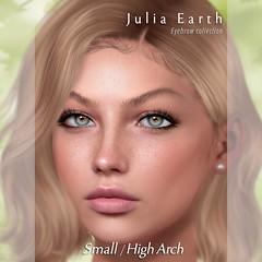 Julia Earth - Small / High Arch