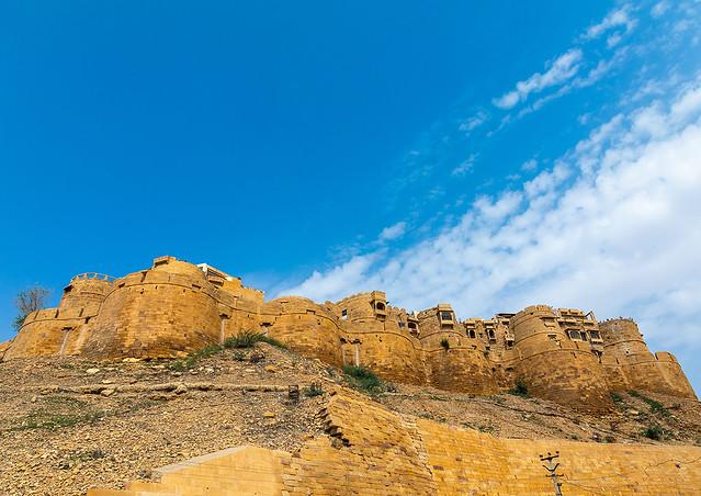 Jaisalmer fort, Rajasthan, Jaisalmer, India
