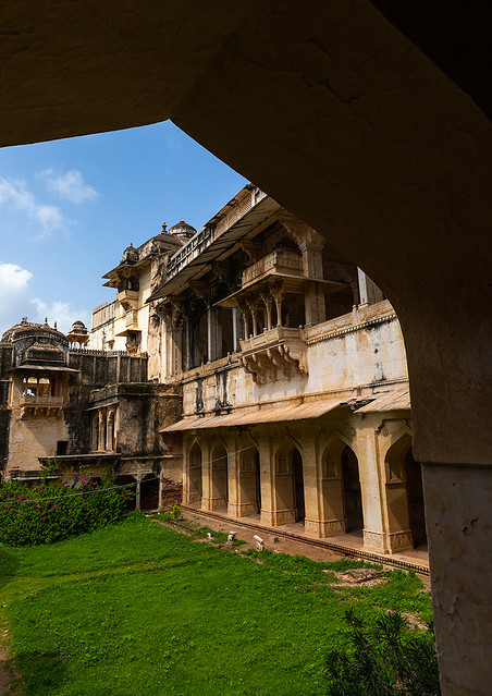 Taragarh fort, Rajasthan, Bundi, India