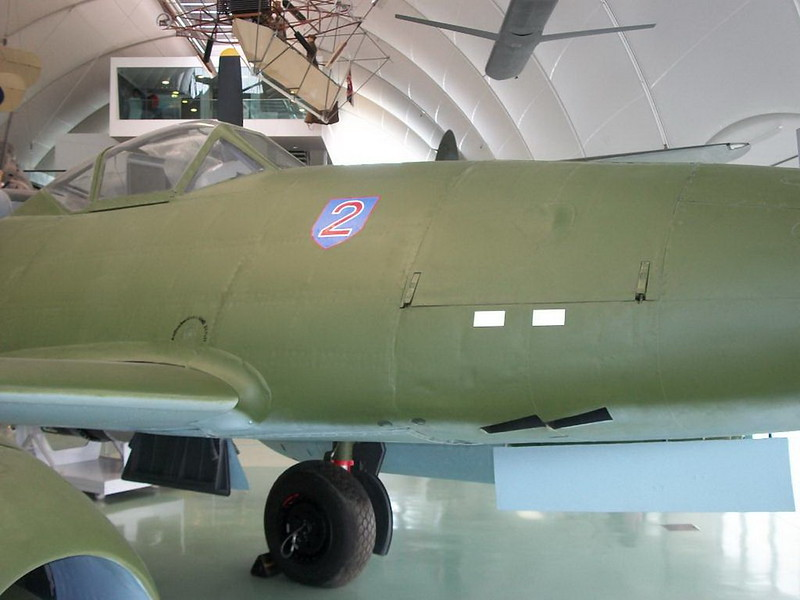 Messerschmitt Me262 Jet Fighter 00003