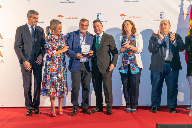 Entrega de los Premios al Mérito Artesano 2019