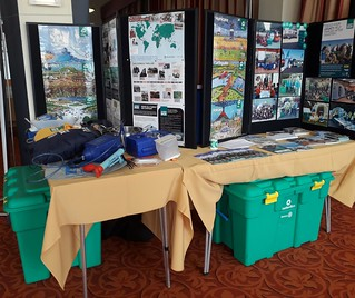 Shelterbox at the Rotary District 1040  Conference  The Spa Scarborough 11, 12 and 13 October 2019