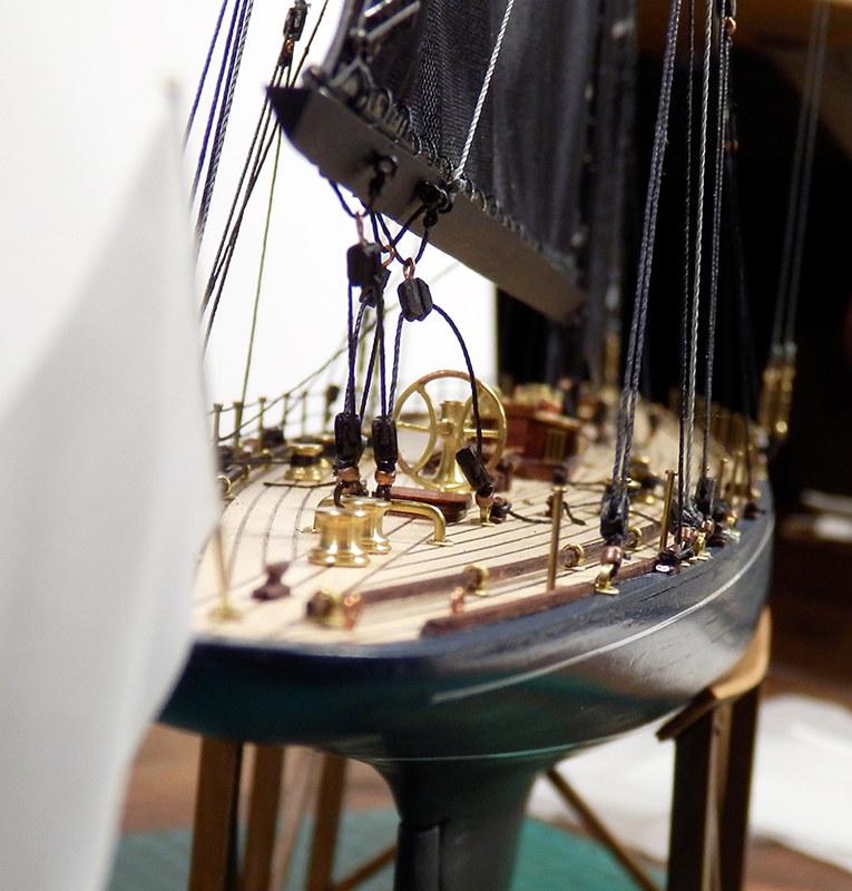Endeavour 1934 - yacht J-class - 1:80 Amati - Page 4 48879762341_bcb75304c6_c