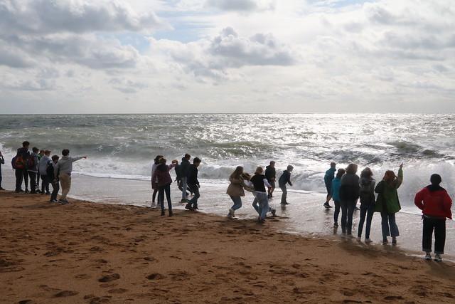 Year 8 Trip to Chesil Beach