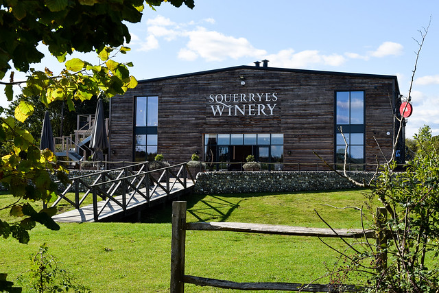 Squerryes Vineyard and Winery