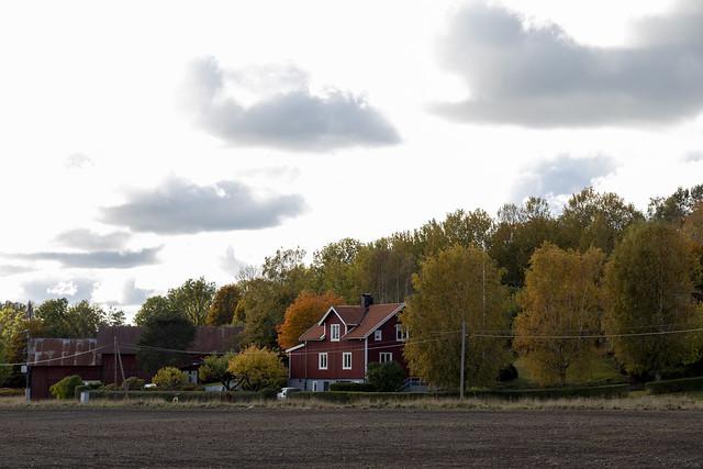 Stavs Gårdsväg
