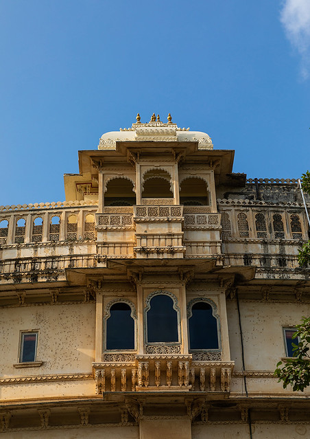 The city palace, Rajasthan, Udaipur, India