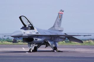 F-16A FA-75