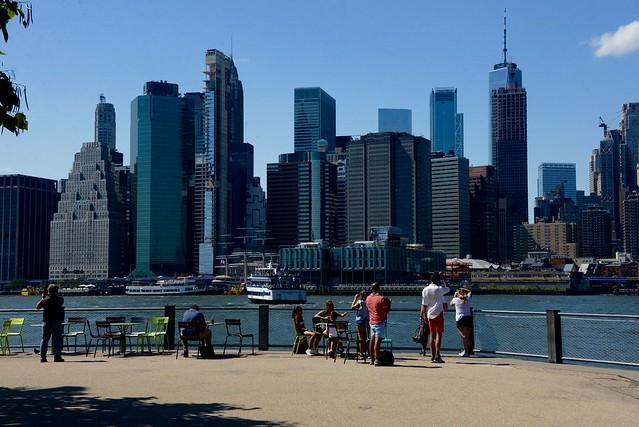 NEW YORK : LA MAGÍA DE SU VISTA