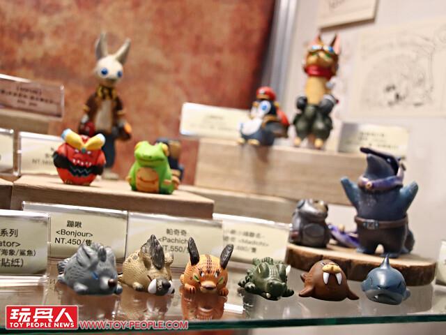 第二天一起發掘更多超讚的玩具! 玩具探險隊【第十六屆 台北國際玩具創作大展】2019 Taipei Toy Festival 現場報導 Day2