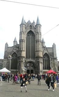 Fotos viaje a #Gante. Una ciudad medieval en la que vivir el pasado en el propio presente.