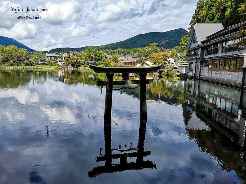 2019 Japan Kyushu Yufuin Kirin Lake 02