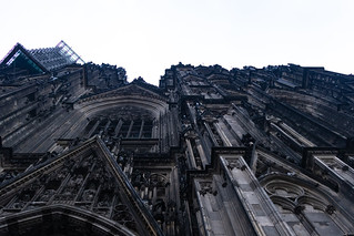 Gotham revisited (Cologne cathedral)