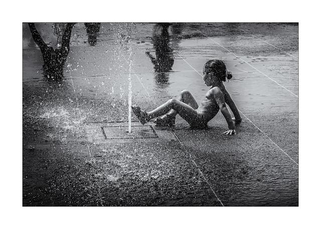 Jeux d'eau !