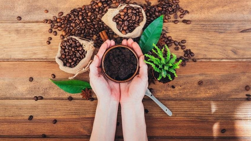 DIY - Coffee Scrub for Cellulite & Stretch Marks & Soft Skin