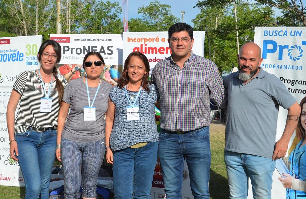 2019-10-11 SALUD: Jornada Adulto Mayor