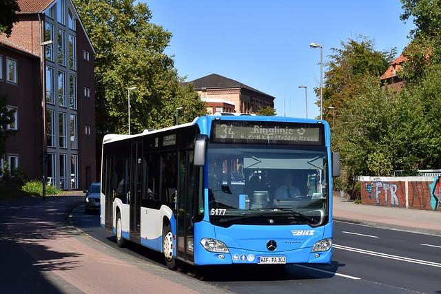(D) Münster | Stadtw./Bils 5177 | Buslinie 34 | 20.09.19