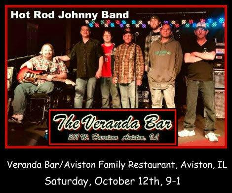 Hot Rod Johnny 10-12-19