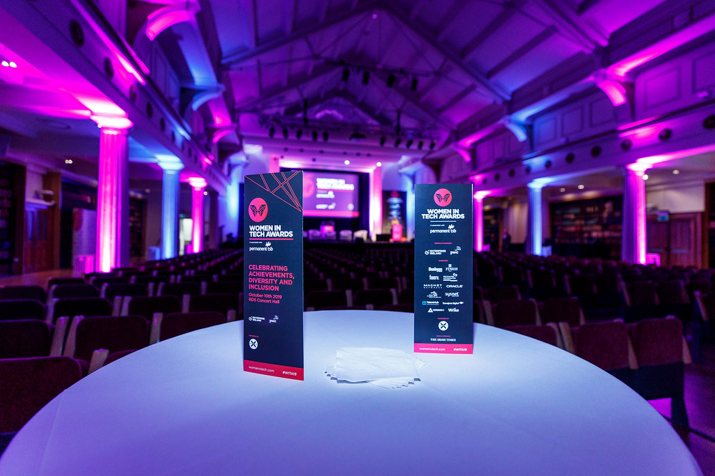Women in Tech Awards 2019